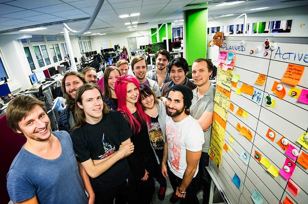 Spelföretaget King valdes nyligen till Sveriges bästa arbetsplats
