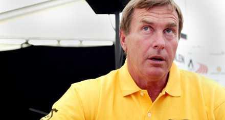 Ulf Karlsson, fd förbundskapten för friidrotten.