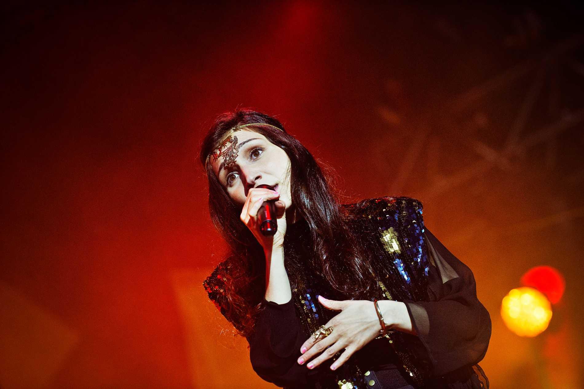 Laleh deltar i minneskonserten ett år efter terrordåden i Oslo och på Utöya.
