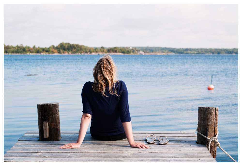 Hitta lugnet till semestern med hjälp av mindfulness.