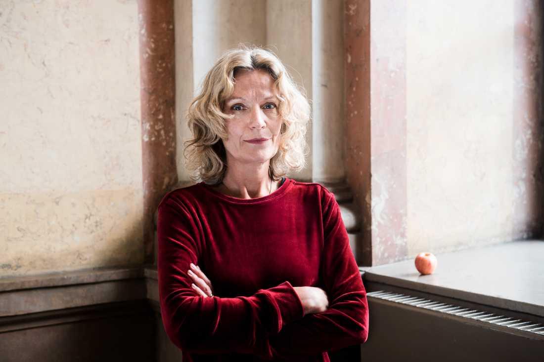 Författaren och filosofen Åsa Wikforss är ny ledamot i Svenska Akademien.