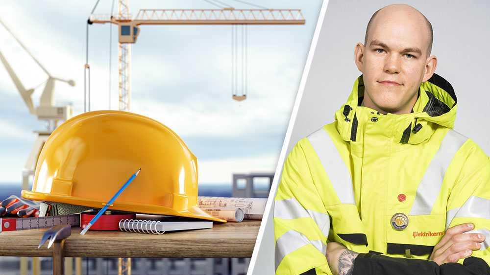 Jag själv är regionalt skyddsombud och ser varje dag hur livsfarlig arbetsmiljön är ute på våra arbetsplatser. Framförallt där vi har väldigt få eller inga medlemmar i facket. Jag tycker alla förtjänar en säker arbetsmiljö, tyvärr pekar siffrorna åt fel, skriver  Claes Thim, regionalt skyddsombud på Svenska Elektrikerförbundet.