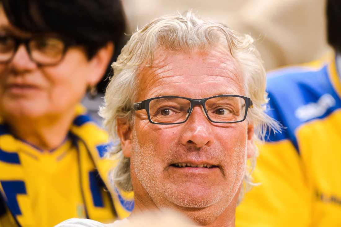 Per Carlén kliver in som tränare i OV Helsingborg.