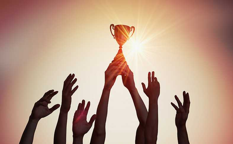 Gör motstånd och attackera vinnarhysterin genom att nöja dig med det näst bästa!