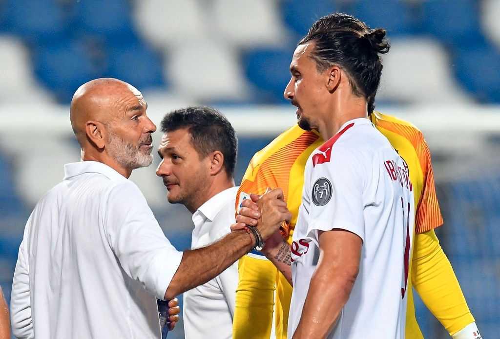 Stefano Pioli blir kvar som tränare i Milan – något som kan tala för att svensken blir kvar