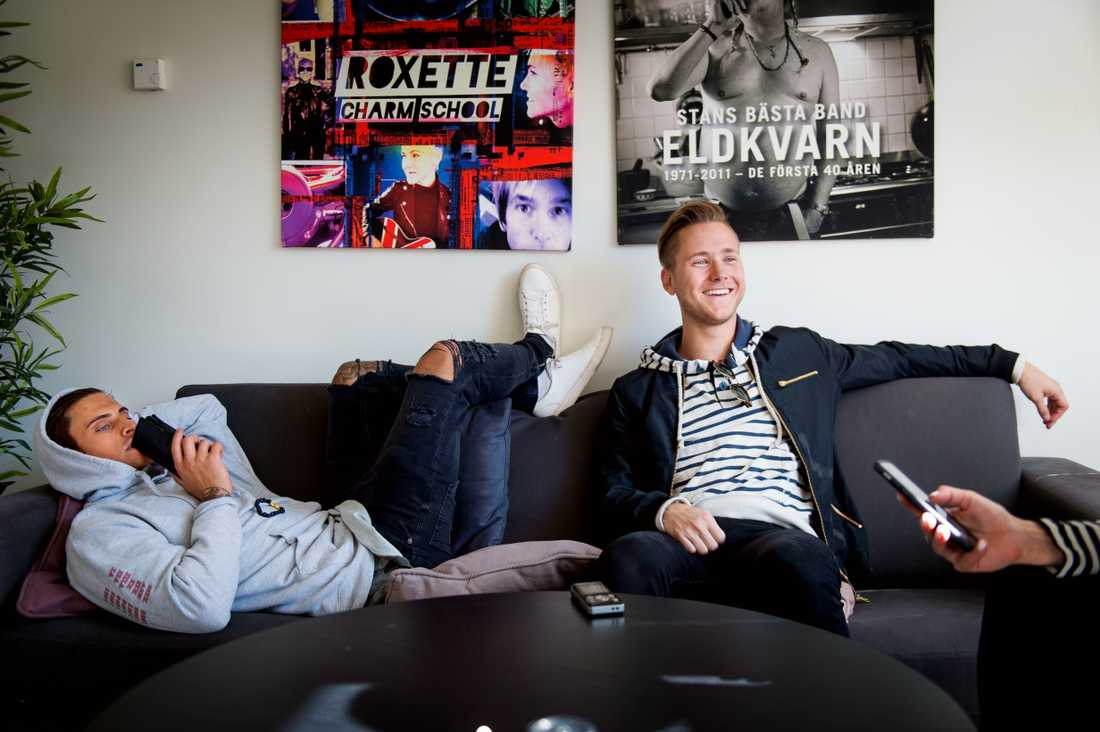 Samir & Viktor gör sig redo för comeback