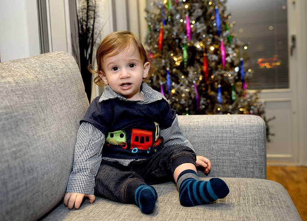 Länsförsäkringar nobbar ettåriga Adriano en försäkring - för att de anser att han är underviktig