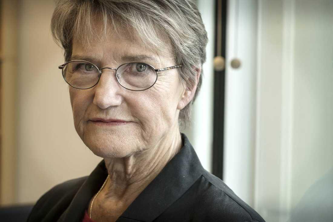 Kristina Persson (S).