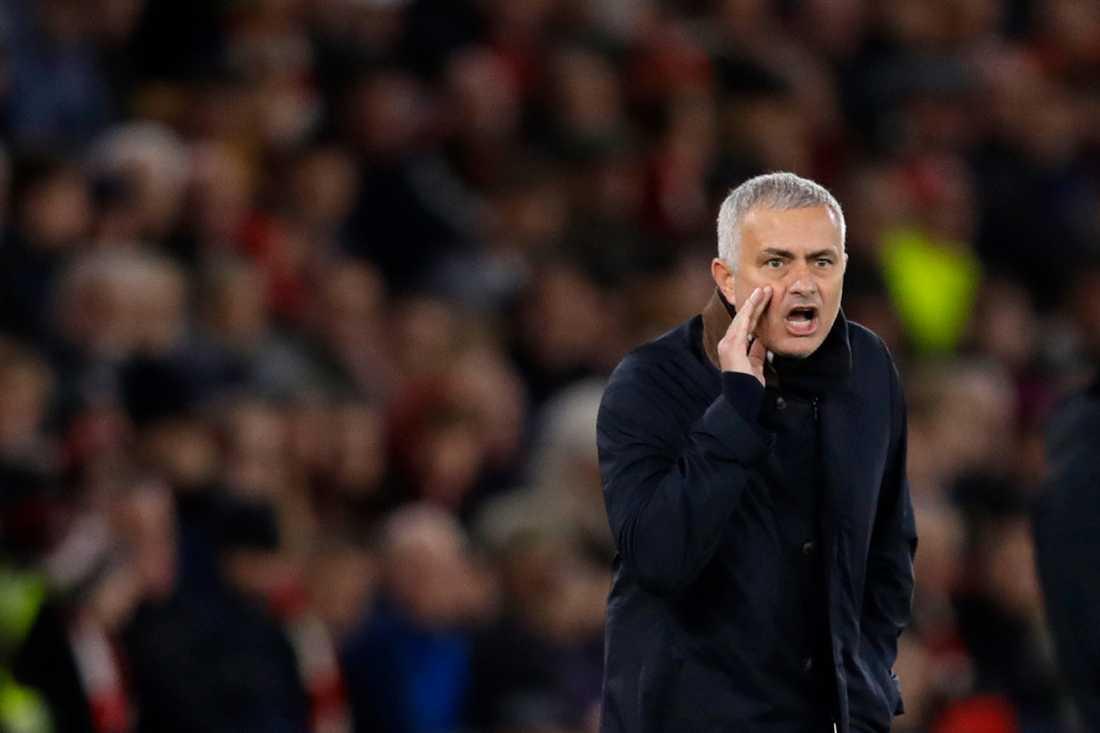 """Mourinho om Salah: """"Han var bara en vilsen kille i London"""""""