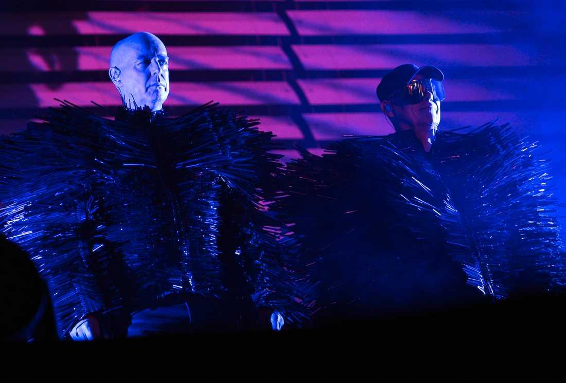 Enligt en kär och gammal rocktradition har Pet Shop Boys spelat in sitt nya album i Berlin.
