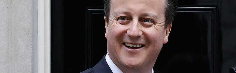 Den brittiske premiärministern David Cameron har studerat vid Oxford.