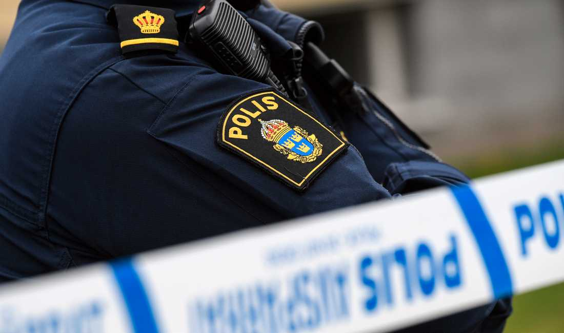 Två gärningsmän bröt sig in via balkongen i centrala Helsingborg. En anmälan om grovt rån har upprättats. Arkivbild.