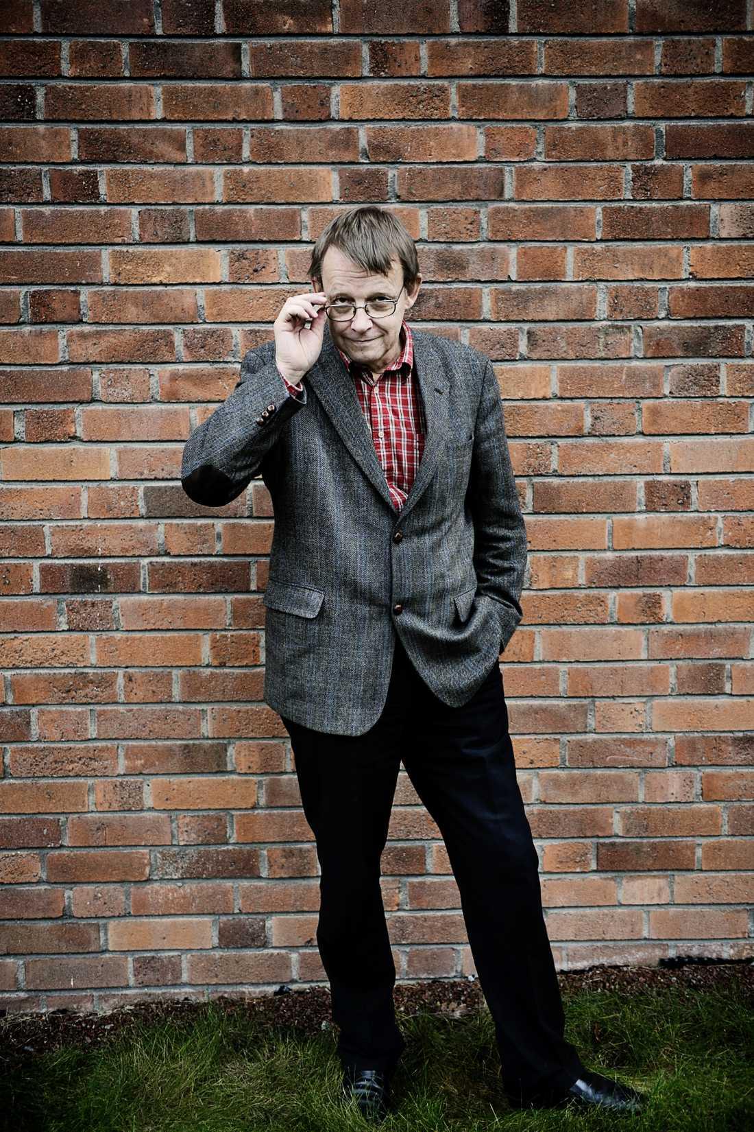 Ett porträtt från 2009 då Aftonbladet träffade Rosling.