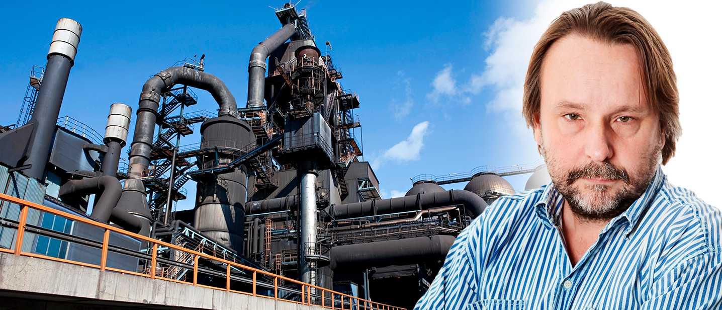 LEDARE: Stålarbetarna i Luleå tänker rädda världen