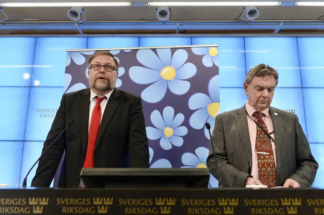 """""""Vissa anklagelser saknar helt konkretiseringar och belägg"""", säger Mikael Jansson."""