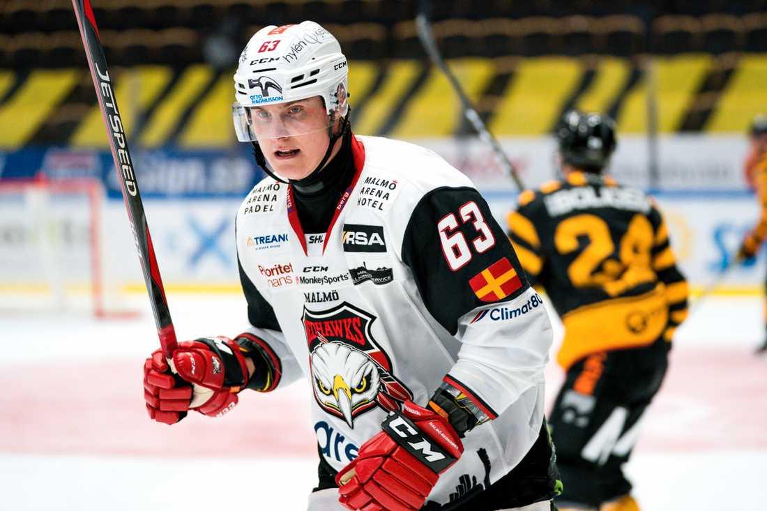Fredrik Händemark kritisk efter ännu en Malmö-förlust.