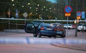 Kvinnan hittades död i sin bil.
