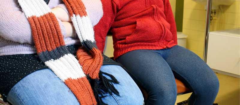 Feta tonåringar löper rika stor risk att dö i förtid som en storrökare.