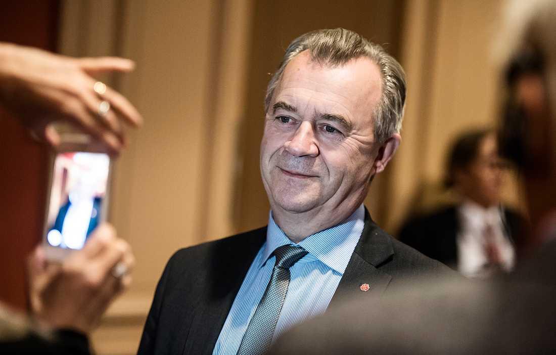 Sven-Erik Bucht.