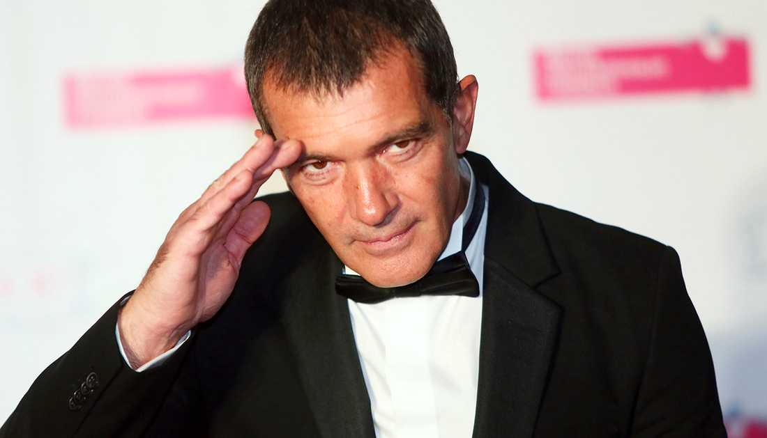 Antonio Banderas är 56 år gammal.