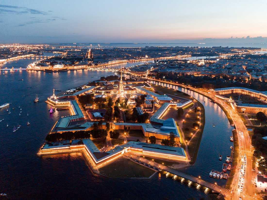 Från 1 oktober förändras reglerna i Sankt Petersburg.