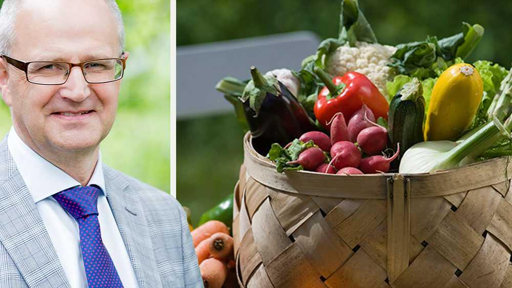 För dig som vill minska och ta kontroll över det miljöavtryck som maten du äter ger upphov till: Välj svenskt och se årets olika säsonger som en spännande utmaning att göra något för miljön, skriver  Palle Borgström, LRF.