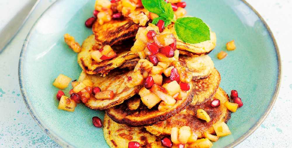 Bananpannkakor – recept på söta och goda