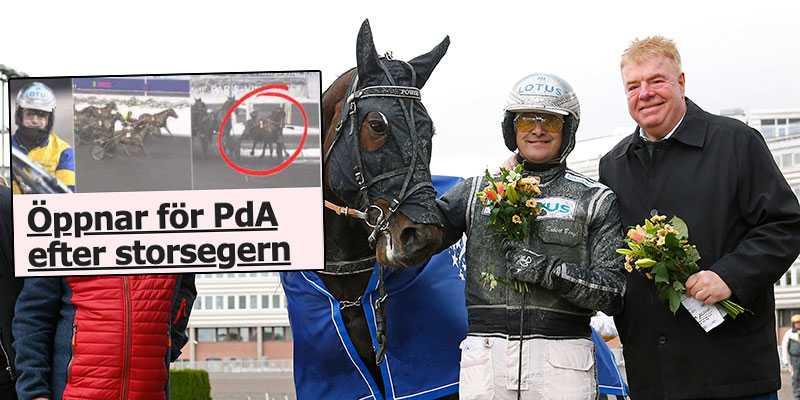 Robert Berghs stjärnhäst Power startar i Prix d'Amérique.