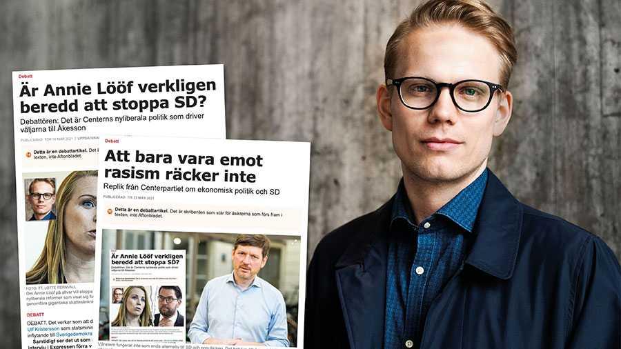 I Martin Ådahls replik finns ingen tendens till självkritik eller omprövning. Samma sorts privatiseringar, stora skattesänkningar och uppluckringar av arbetsrätten höjs till skyarna trots att det sannolikt kommer göra utvecklingen värre. Slutreplik från Kalle Sundin.