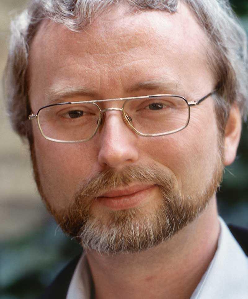 Historikern Dick Harrison.