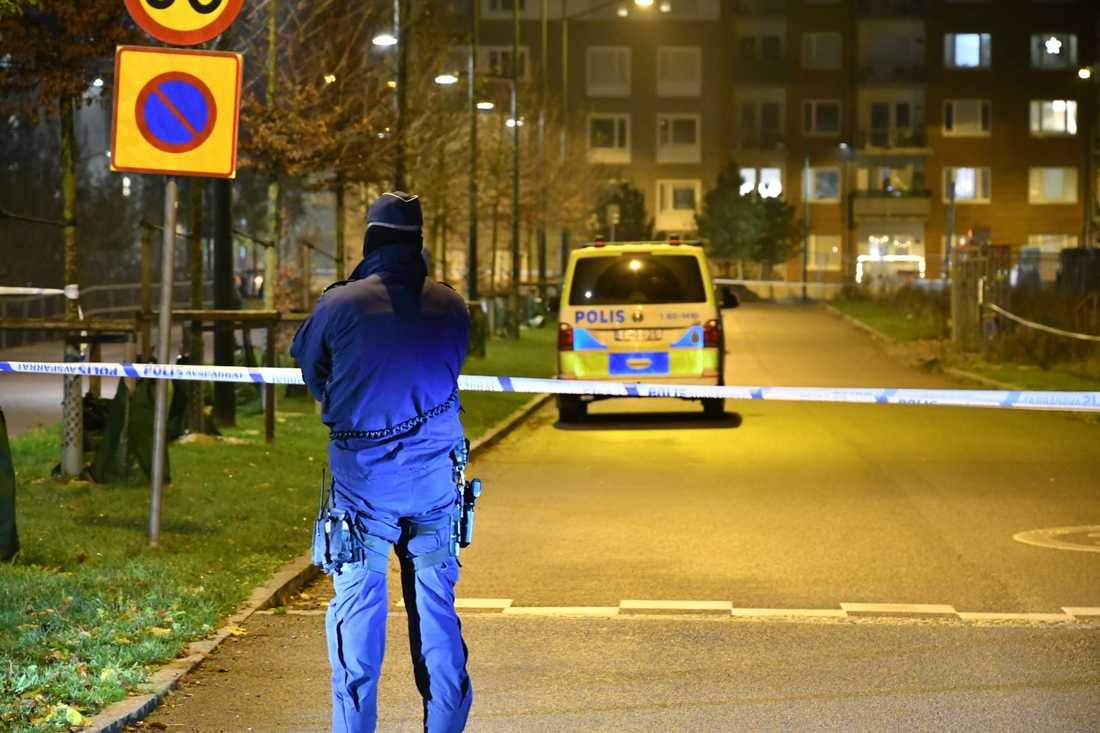 En 27-årig dansk man är internationellt efterlyst misstänkt för mordet.