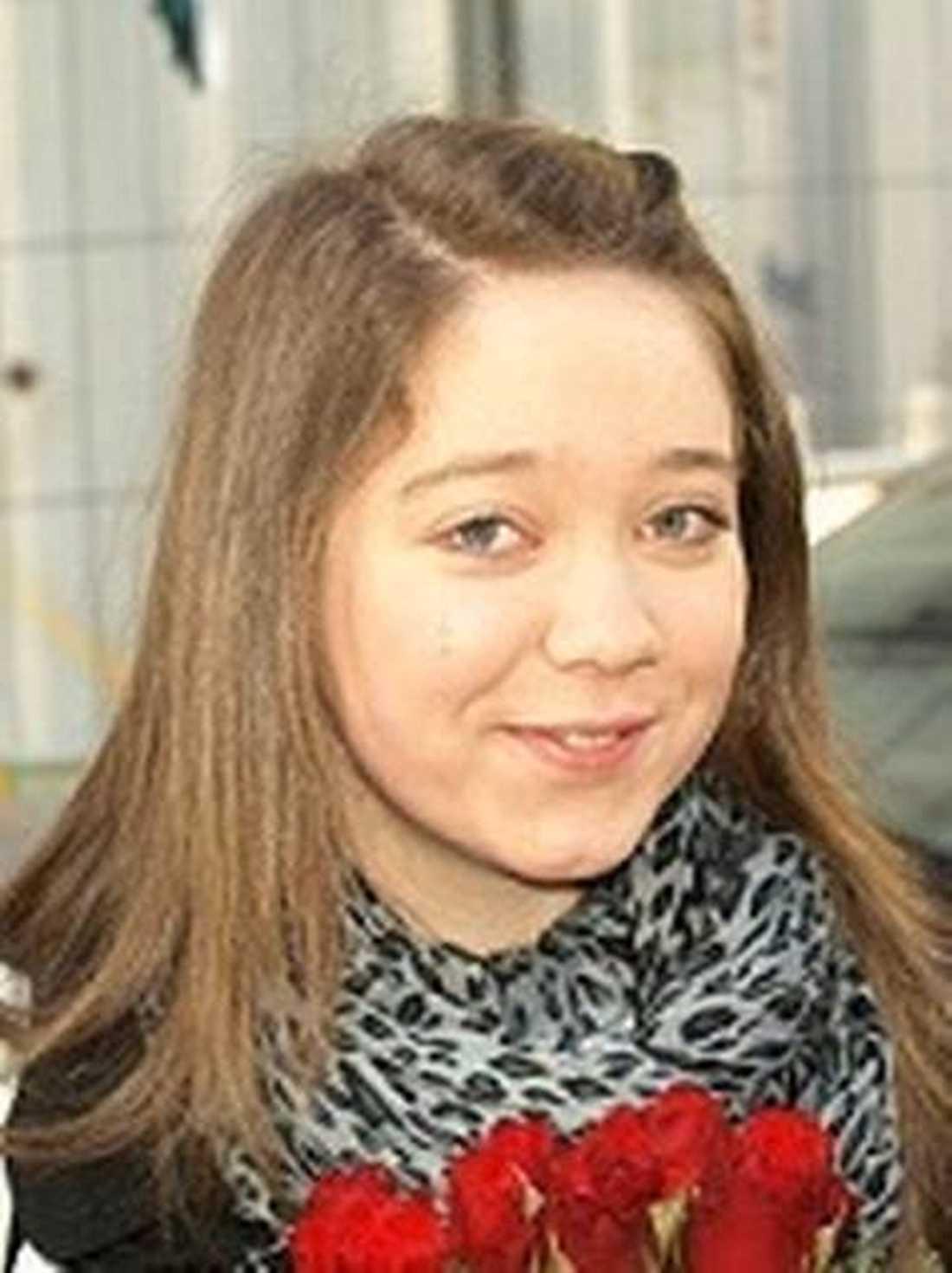 Hanne Kristine Fridtun, 20, ledare för AUF i Sogn og Fjordane.
