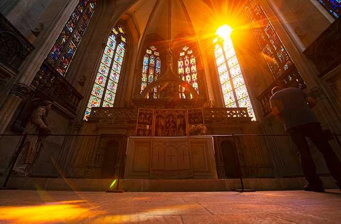 19 nya världsarv har nu utsetts, ett av dem är Naumburg katedral i Tyskland.