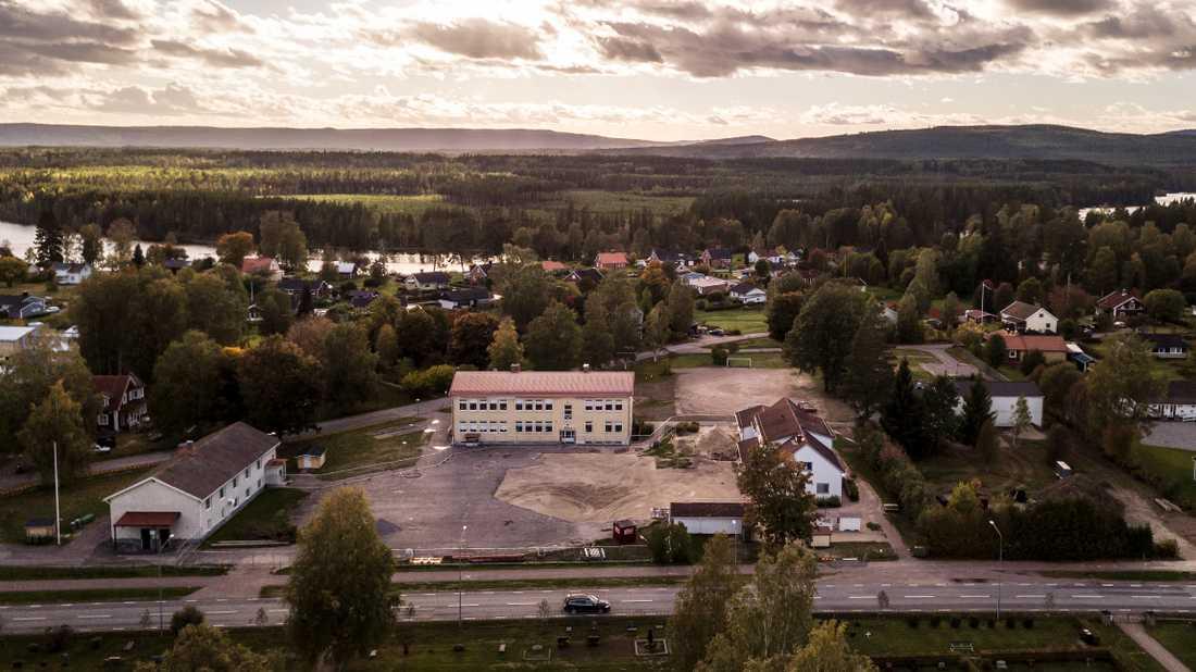 Rika storstadskommuner lämpar av sina sociala kostnader på platser som Hagfors