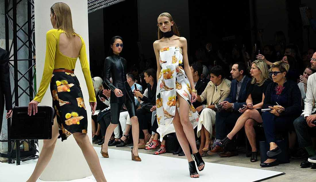 Mode Vad är det som gör det så svårt för de kända märkena att acceptera sina kunders verkliga storlekar?