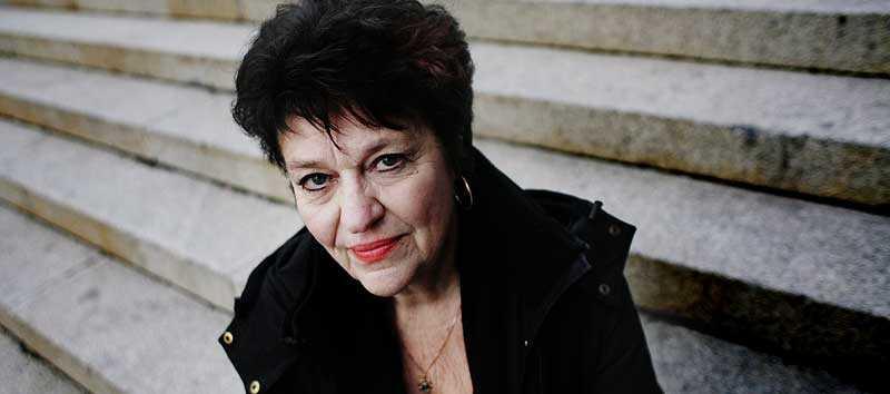 Skådespelerskan och riksdagsledamoten Solveig Ternström lämnar Centerpartiet.