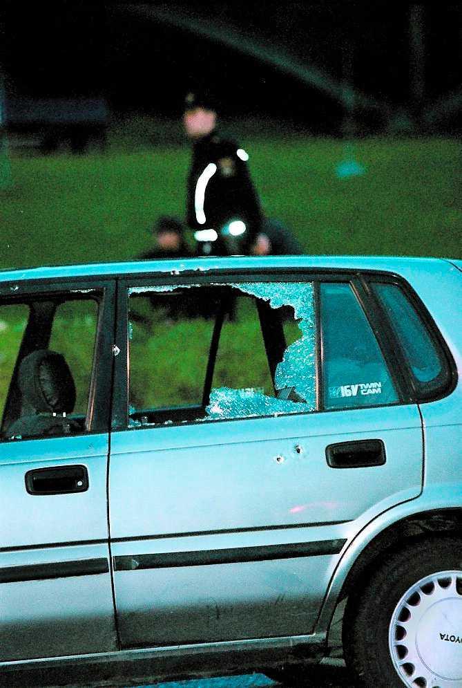 Danny Fitzpatrick sköts till döds med flera skott.