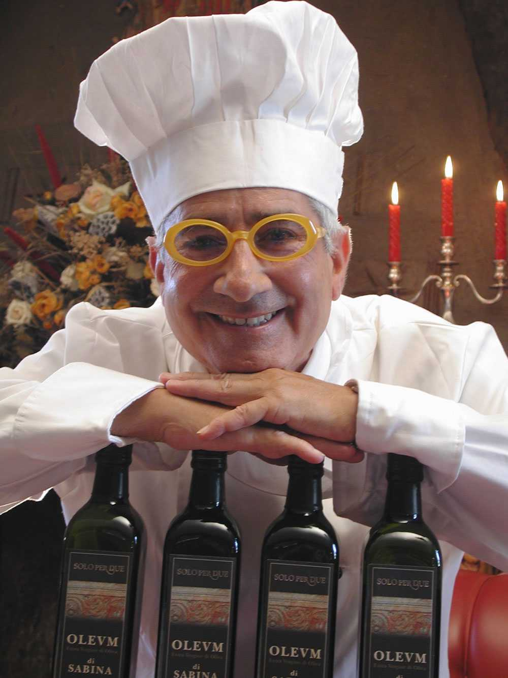 Remo Di Claudio äger restaurangen.