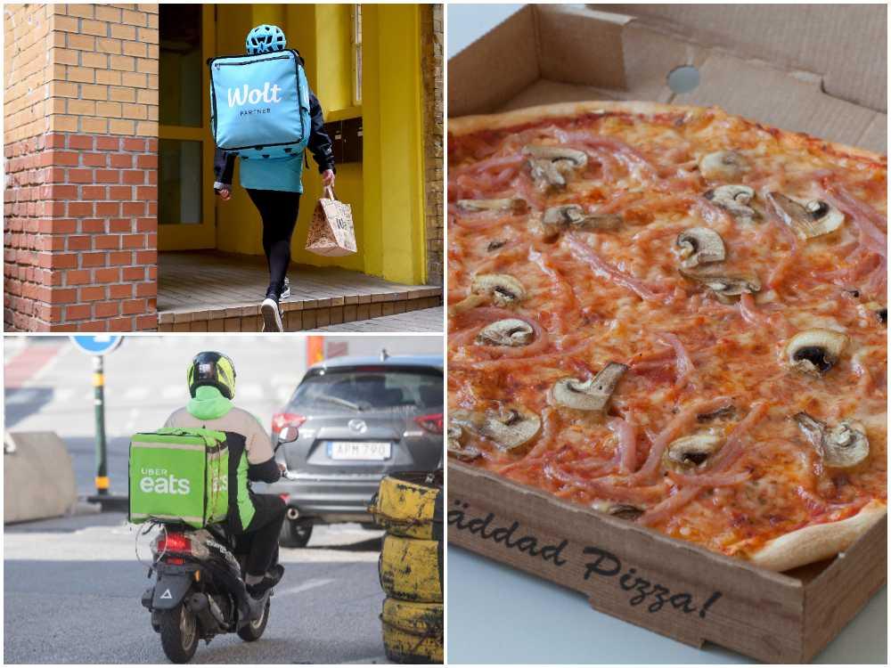 Med onlineföretag som erbjuder hemleverans av mat kan du få din favoritmiddag utan att lämna hemmet.