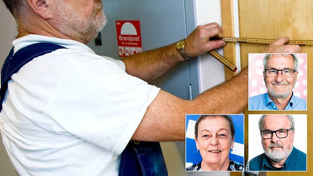 Det är nödvändigt att anställningsskyddet följer med upp för dem som fortsätter jobba högre upp i åldrarna. Detta gäller också andra trygghetsregler, som regler i socialförsäkringar och i A-kassa, skriver Christina Tallberg, Jan Andersson och Ingemar Hamskär, PRO.