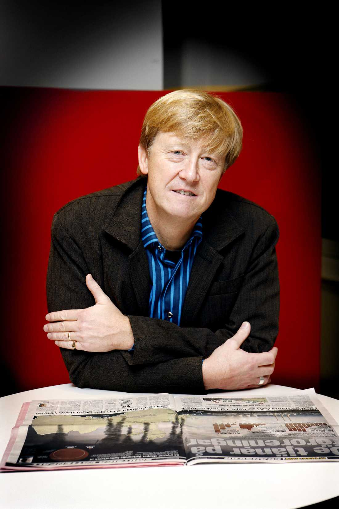 Andreas Carlgren, (c) Miljöminister.