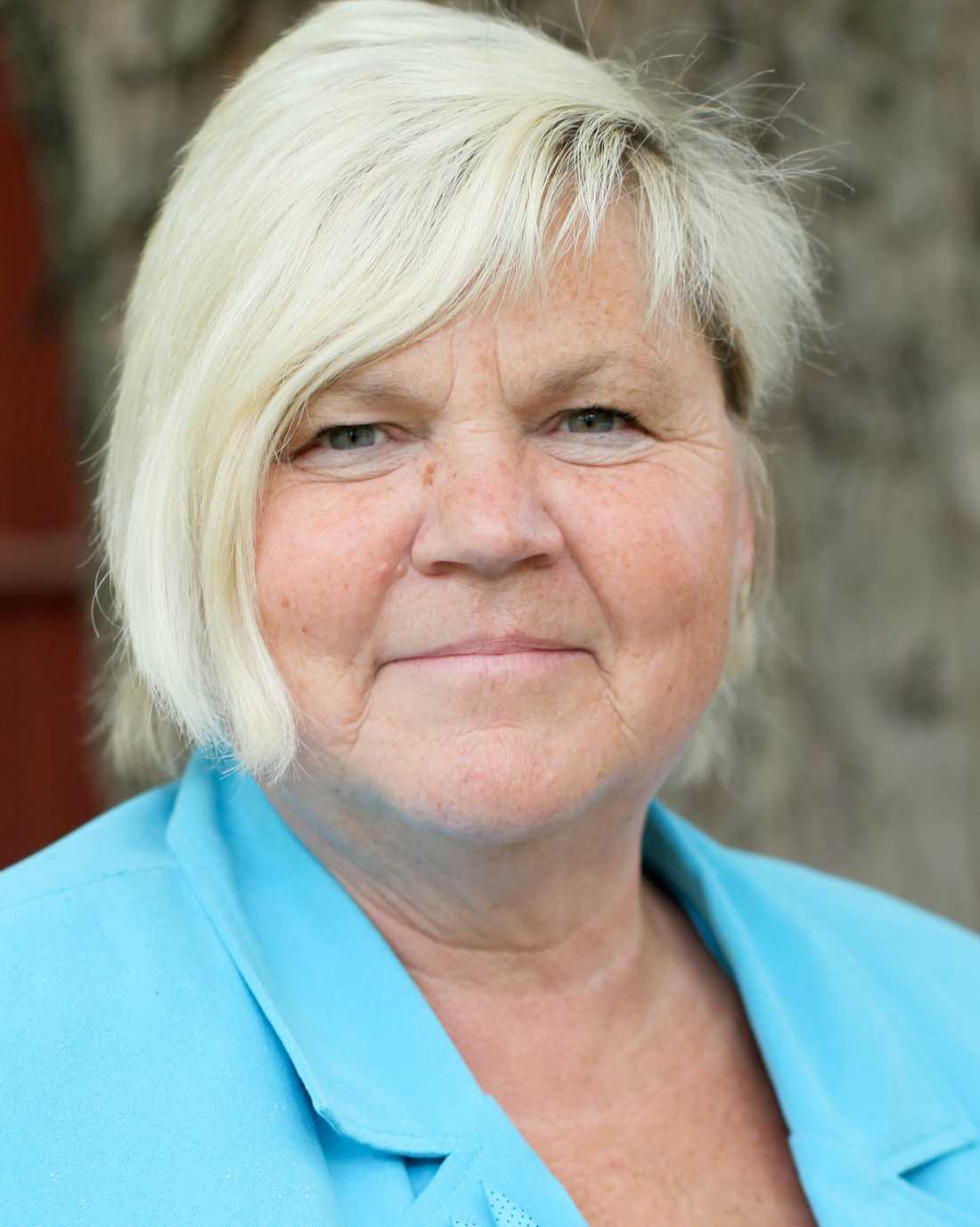 Lena Melesjö Windahl (S).