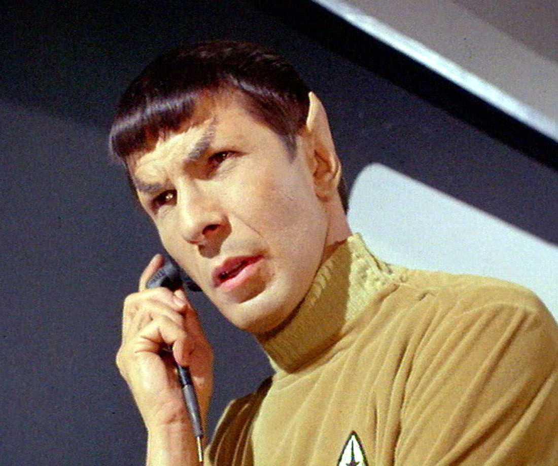"""DC Fontana är en av hjärnorna bakom karaktären Spock i """"Star Trek""""."""