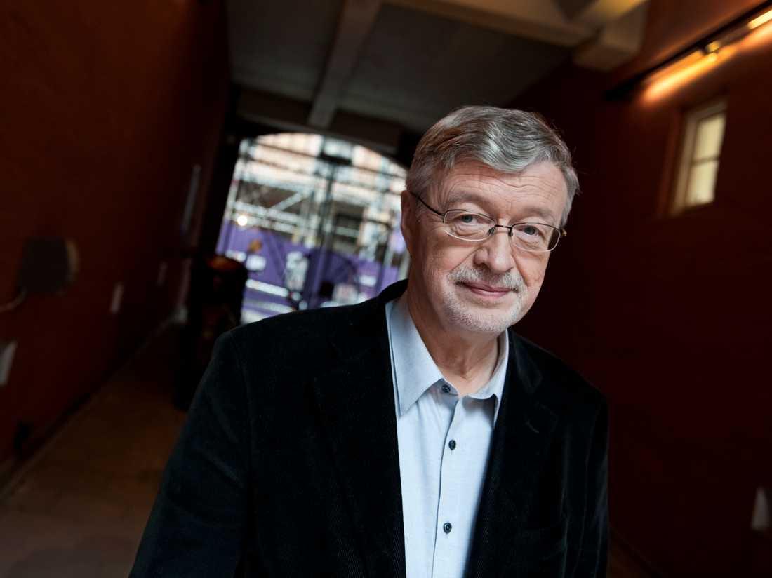 Torbjörn Lodén är professor emeritus i Kinas språk och kultur vid Stockholms universitet. Arkivbild.