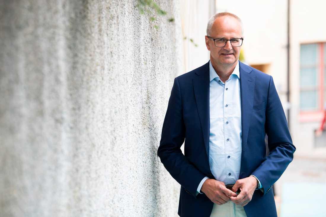 Palle Borgström tror att intresset för att arbeta inom lantbruket kan komma att öka i och med coronakrisen.