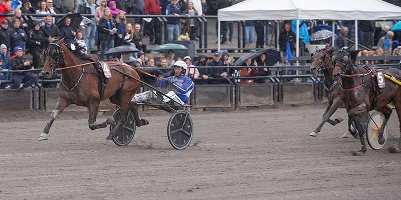 Försvarar Vitruvio titeln i Oslo Grand Prix på söndag?