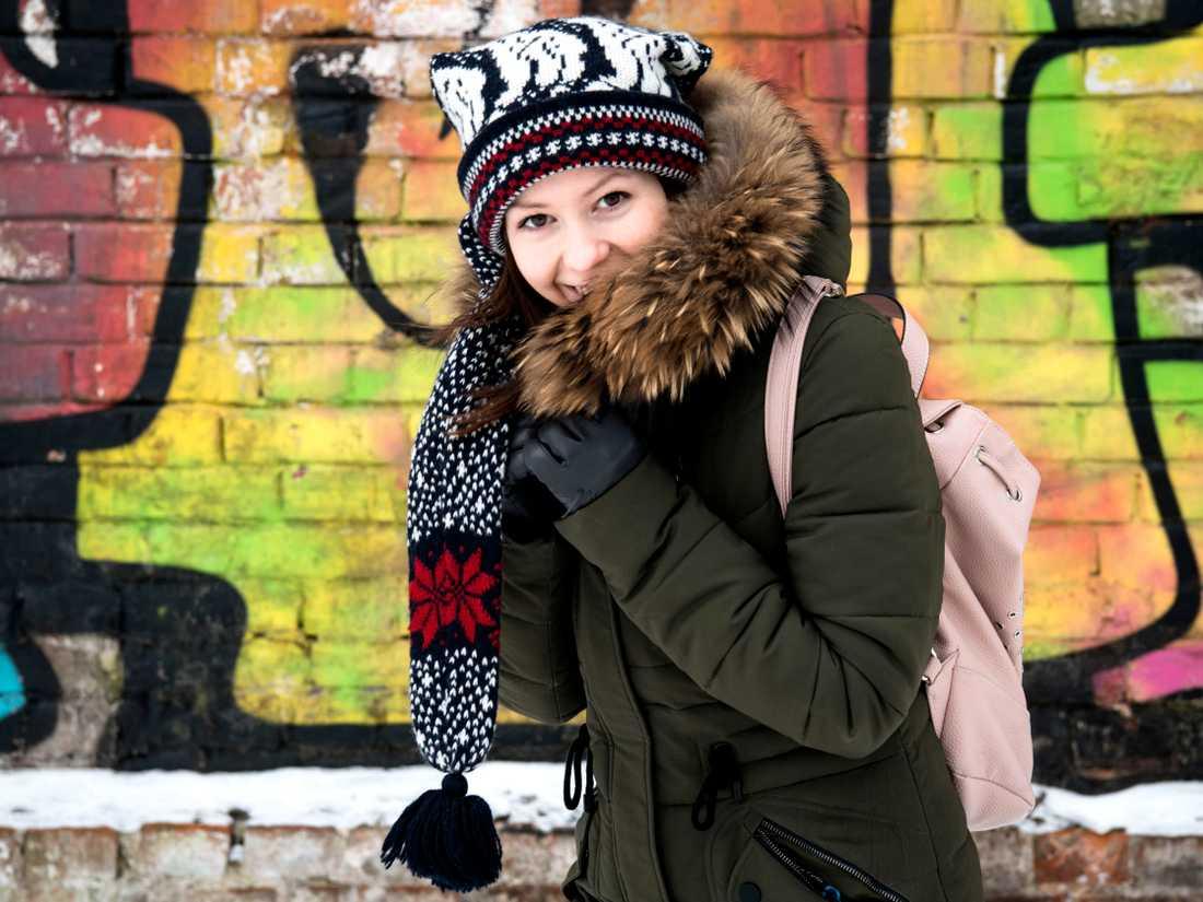 23-åriga Maria Tjistjakova.