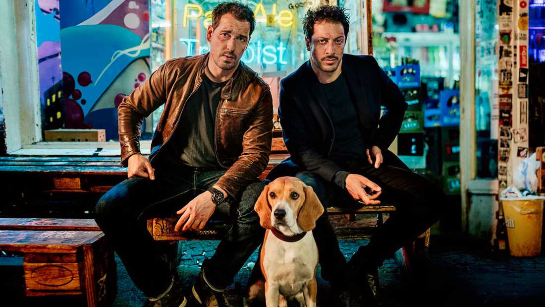 """Dogs of Berlin""."