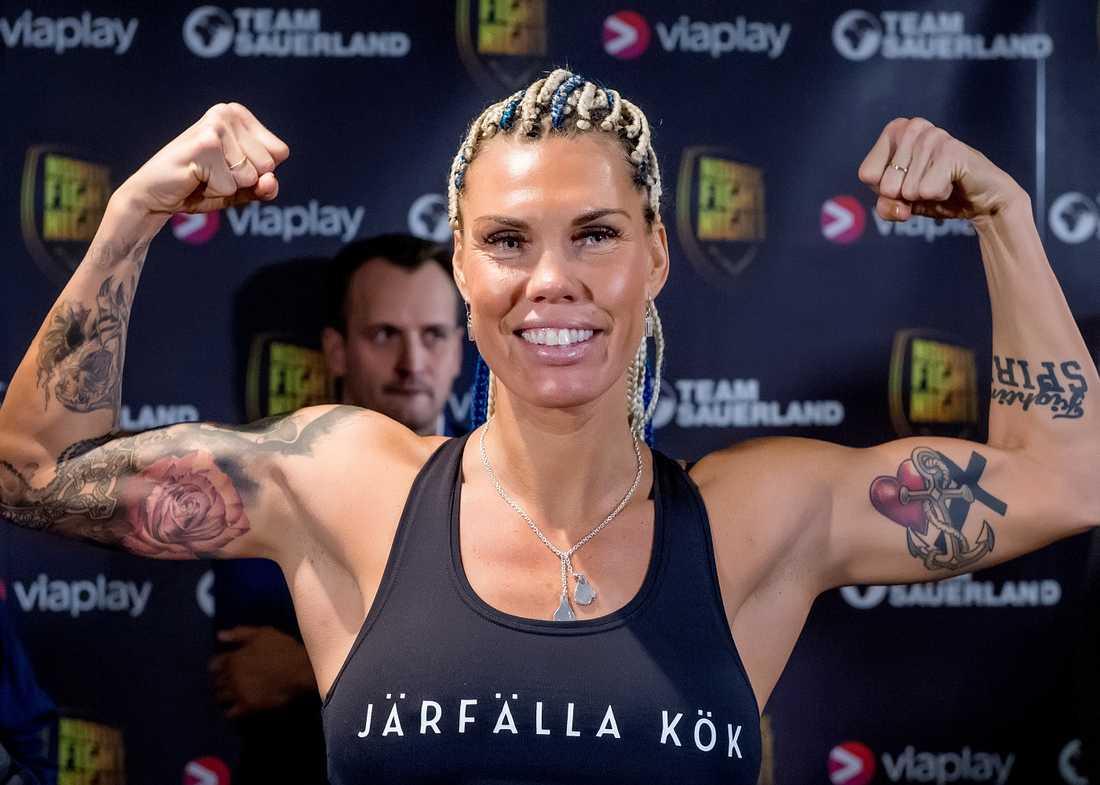 Mikaela Laurin.