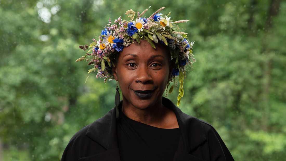 Josette Bushell-Mingo i Sommar